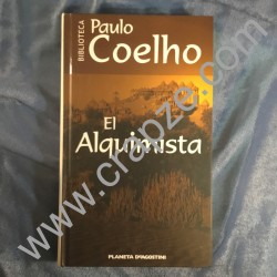 El alquimista. Obra de Paulo Coelho