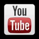 YouTube-icon Cuarzo titanium drusa