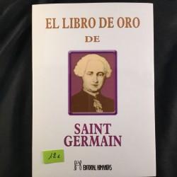 El libro de oro de Saint Germain.