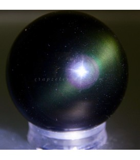 Obsidiana arcoiris de Méjico talla esfera