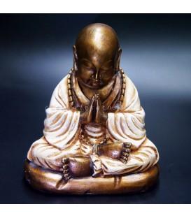 Buda meditación en resina de Indonesia