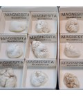 Magnesita de Sudáfrica en cajita de colección