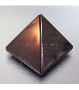 Azabache en piramide 5 cm.