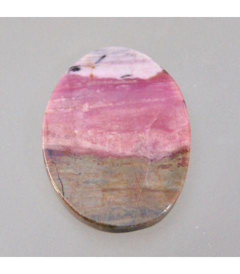 Piroxmanguita de Tarragona placa pulida