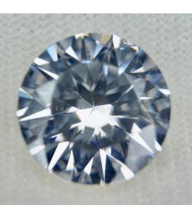 Brillante Circonita transparente calidad suprema AAA