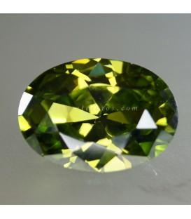 Circonita verde calidad suprema AAAAA