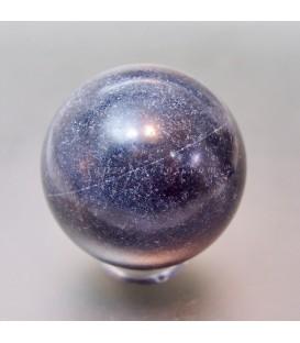 Esfera de Aventurina azul natural