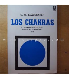Los chakras. Obra de C. W. Leadbeater