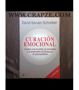 Curación emocional. Obra de David Servan-Schreiber