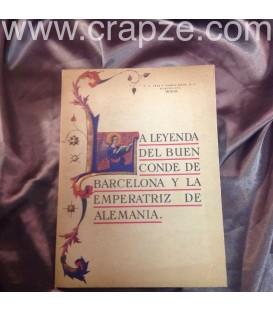 La leyenda del buen conde de Barcelona y la emperatriz de Alemania