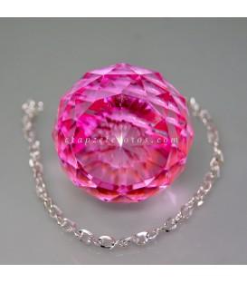 Esfera lila de Feng Sui