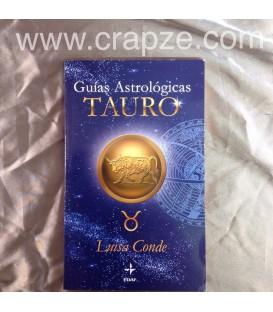 Guías astrológicas Tauro. Obra de Luisa Conde