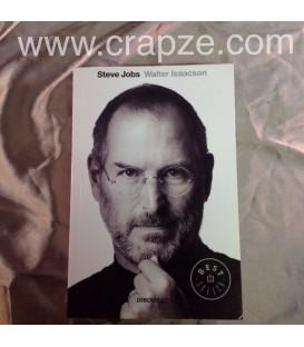 Steve Jobs. Obra de Walter Isaacson