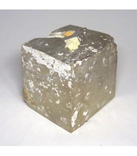Excepcional Pirita cubo natural de Navajun
