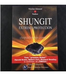 Shungit, extrema protección. Obra de Nicolas Almand- Nathor