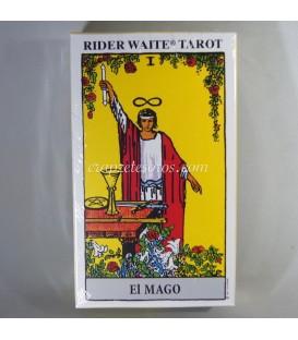 Baraja de Tarot RIDER WAITE