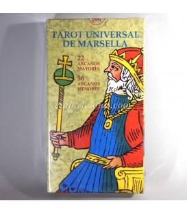 Tarot UNIVERSAL DE MARSELLA