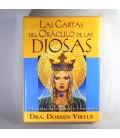 Diosas. Cartas oráculo y libro. Doreen Virtue