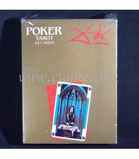 Tarot Poker de Dalí.