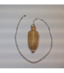 Péndulo de madera de Roble de Córdoba