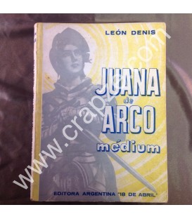 Juana de Arco, medium. Obra de Leon Denis