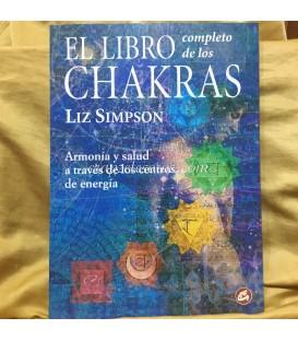 El libro completo de los chakras.