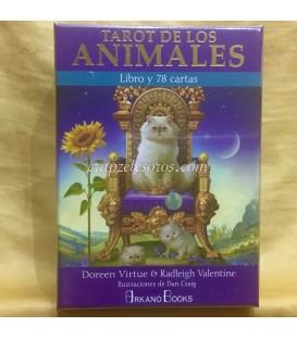 Cartas el Tarot de los ANIMALES