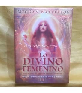 Cartas Oráculo LO DIVINO FEMENINO
