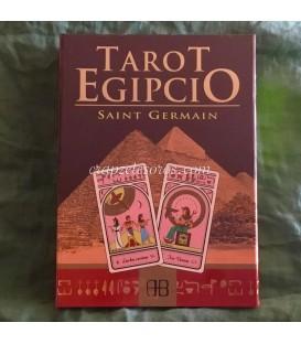 Tarot Egipcio de Saint Germain
