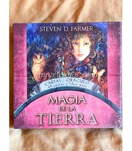 MAGIA DE LA TIERRA. Cartas oráculo.