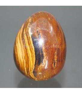 Huevo de Ojo de hierro con peana