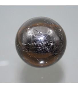 Turmalina negra o chorlo en esfera de 30mm