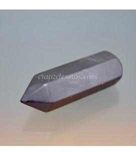 Basalto tallado como punta de masaje
