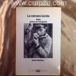 La cámara lúcida. Nota sobre la fotografía. Obra de Roland Barthes