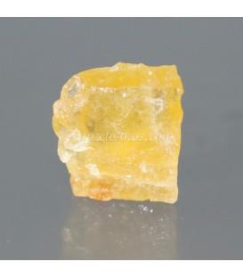 Heliodoro, piedra del Sol en cristal natural de Brasil