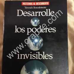 Desarrolle los poderes invisibles. Obra de Yannick Bourdoiseau