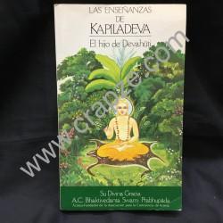 Las enseñanzas de Kapiladeva. El hijo de Devahuti. Obra de A.C. Bhaktivedanta Swami Prabhupada