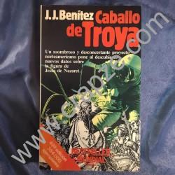 Caballo de Troya. Obra de J. J. Benitez